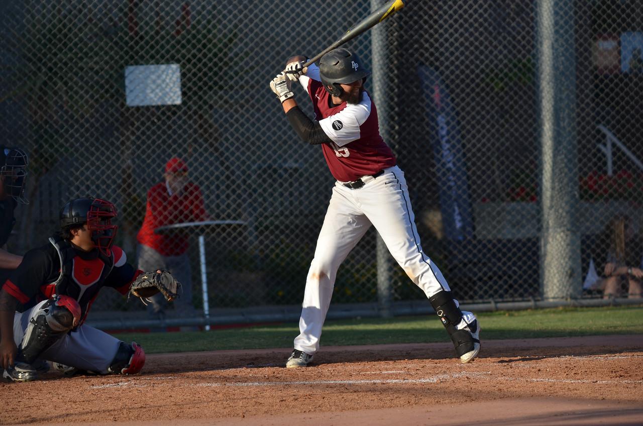 2017 Baseball v Hawaii Hilo-20170323-203