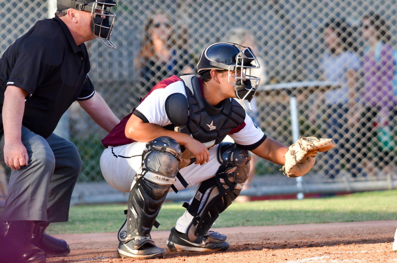 2017 Baseball v Hawaii Hilo-20170323-186