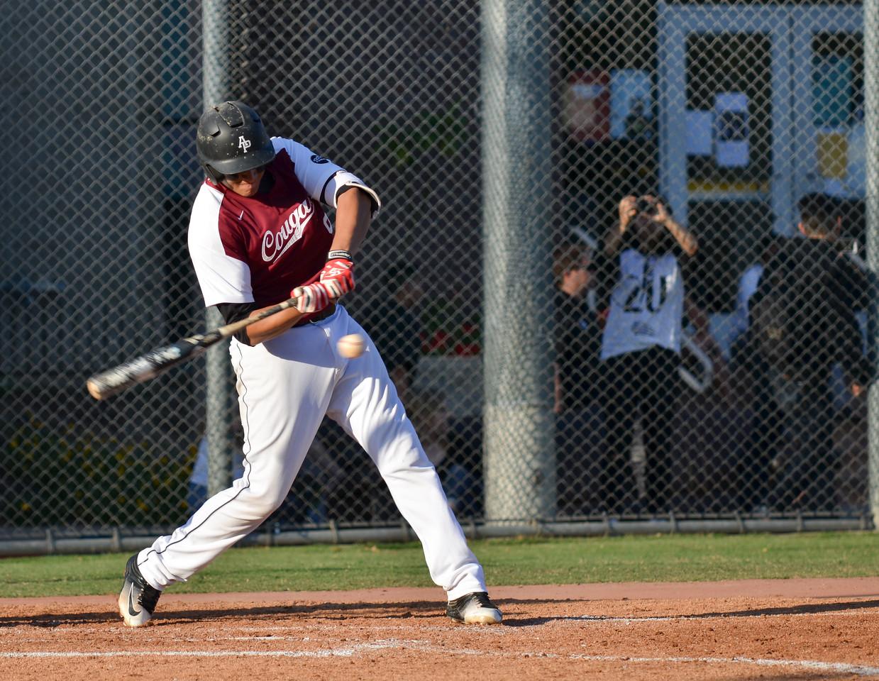 2017 Baseball v Hawaii Hilo-20170323-111