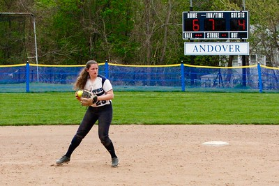 Varsity Softball vs. BB&N