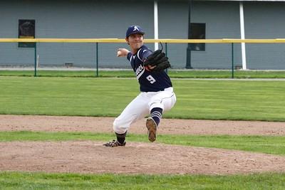 Varsity Baseball vs. NMH