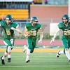 High school football between Basehor-Linwood and Bonner Springs at Basehor-Linwood High School. BSHS defeated BLHS 33-21.