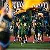 High school football between Basehor-Linwood and Independence at Basehor-Linwood High School. BLHS defeated IHS 50-0 on homecoming.