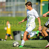 Basehor-Linwood vs Maranatha Christian Academy soccer. BLHS defeated Maranatha 2-1.