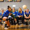 High school volleyball between Basehor-Linwood and Leavenworth at Basehor-Linwood High School. BLHS defeats LHS in three sets.