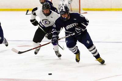 BV Hockey vs. Cushing