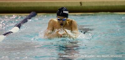 BV Swimming vs. St. John's Prep