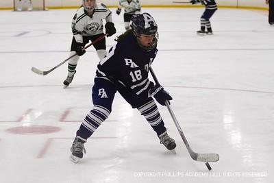 GV Hockey vs. New Hampton