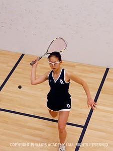 GV Squash vs. Exeter & Nobles