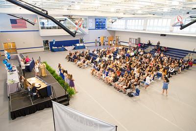 JUNE 5, 2017 - BRYN MAWR, PA -- Baldwin School Athletic Association Awards Monday, June 5, 2017.  PHOTOS © 2017 Jay Gorodetzer -- Jay Gorodetzer Photography, www.JayGorodetzer.com