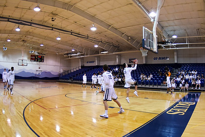 Boys Varsity Basketball vs. Christ School