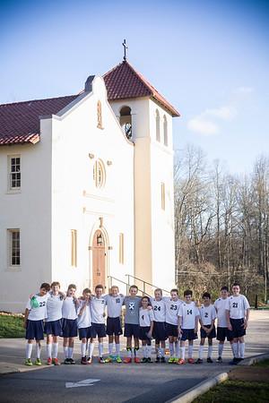 Soccer Middle School Boys 2017