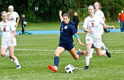 GV Soccer vs. Governor's Academy