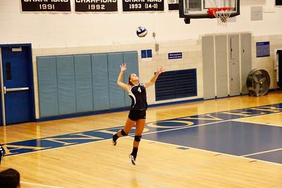 GV Volleyball vs. BB&N
