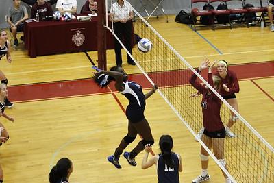 GV Volleyball vs. Loomis Chaffee