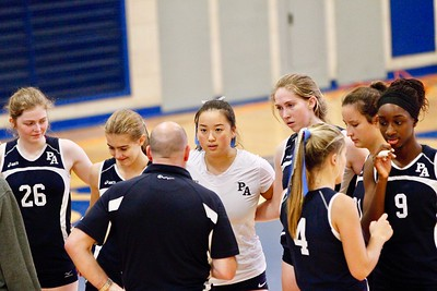 GV Volleyball vs. Rivers