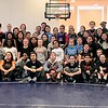 74 wrestlers from 39 different schools
