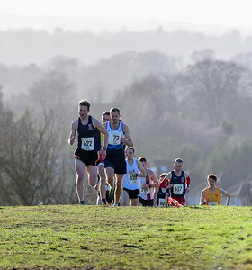 Men's Division 1 Surrey Cross Country League Race 4