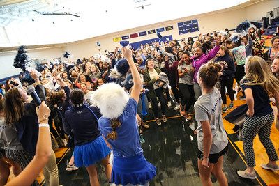 All School Pep Rally