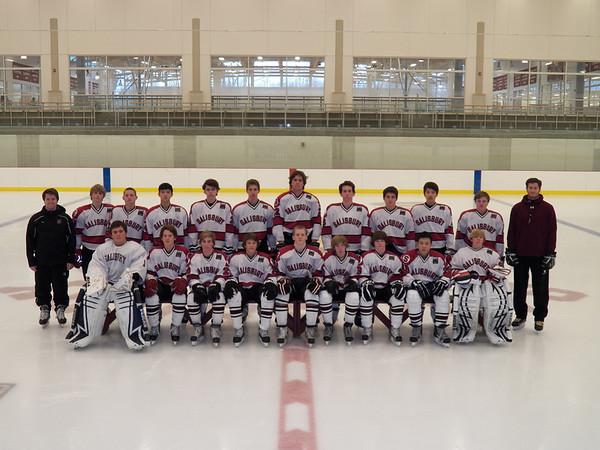 Thirds Hockey 2011-2012