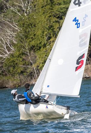 2015-2016 Varsity Sailing