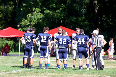 Asheville School Football Opening Game