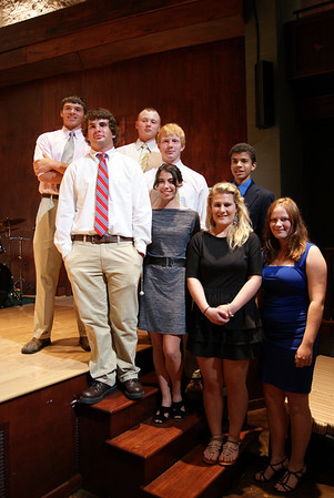 Spring Athletic Awards 2011