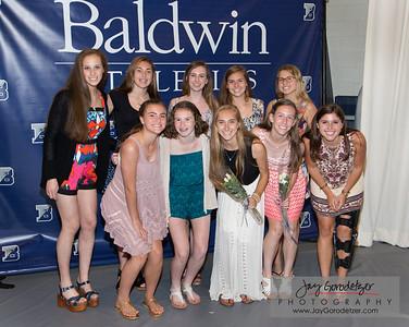 JUNE 1, 2015 -- BRYN MAWR, PA  --  Baldwin School Athletic Association Awards Monday, June 1, 2015. PHOTOS ©2015 Jay Gorodetzer