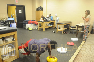 2015-07-28 ATC Athletic Trainers in Action
