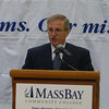MassBay Men's Soccer Team Head Coach Ernie Cimino