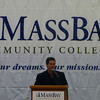 MassBay Men's Golf Team Assistant Coach Joe Freeman