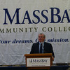 Welcome and opening remarks by MassBay President John O'Donnell, started the evening.