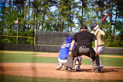 Barton v Pembroke - Baseball