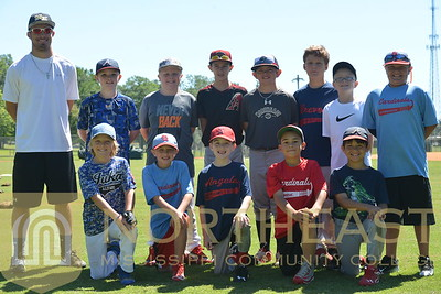 2017-06-07 BB Baseball Camp County by County Photos