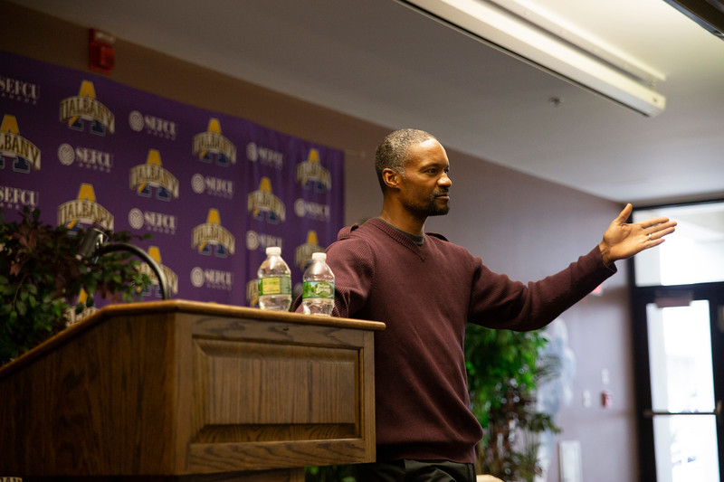 Jan. 9, 2019 - Basketball Speaker Series