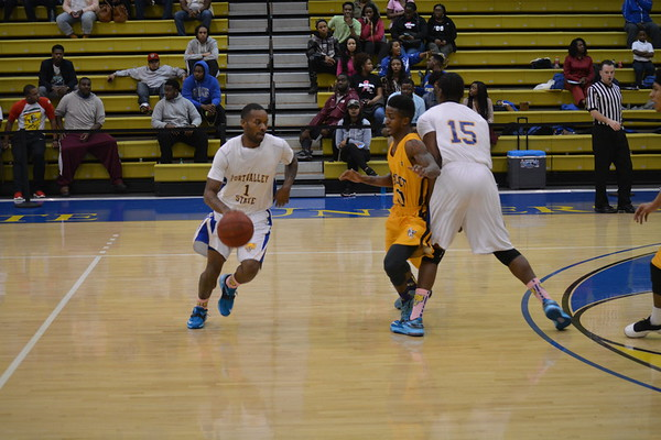 Men's Basketball-Benedict 2-9-15