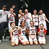 2016 Girls' MS Black Basketball