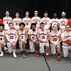 2016 Boys' Varsity Basketball  - Official Team Photo
