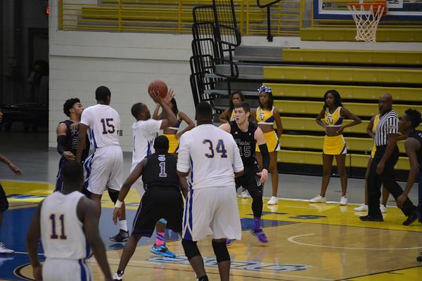 Basketball Game 2-7-15