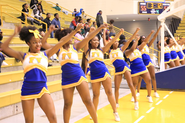 1-25-16 FVSU vs. Clark Atlanta Basketball