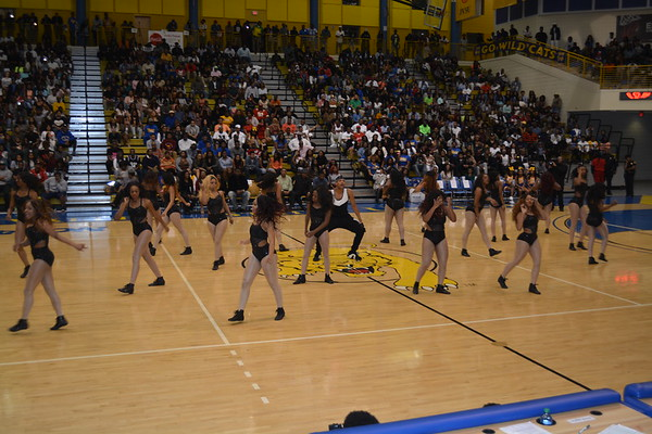 2-20-16 FVSU/ASU Basketball Game