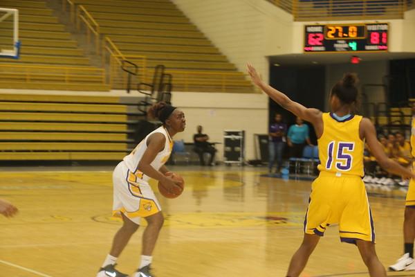 Lady Wildcat Basketball vs. Benedict