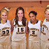 2010-11 SAS Lady Mountain Lions Basketball Team - Junior Members