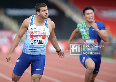 FIL MULLER ATHLETICS GRAND PRIX BIRMINGHAM 24