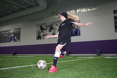 Secondary Education Girl Soccer, Marquart Field House