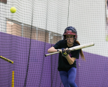 Secondary Education Girl Softball, Marquart Field House