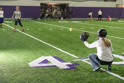 Secondary Education Girl Softball, Marquart Field House