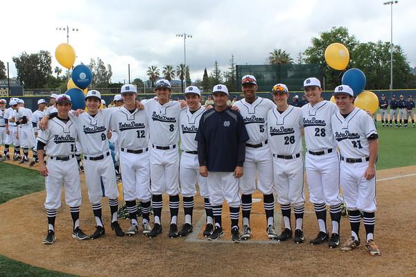 Alumni Baseball Games