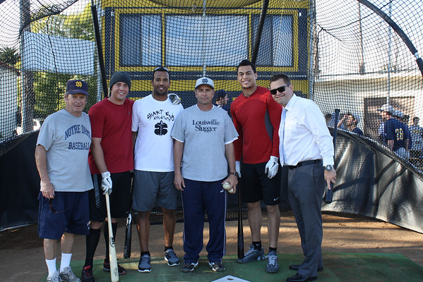 Baseball Alumn January 2012