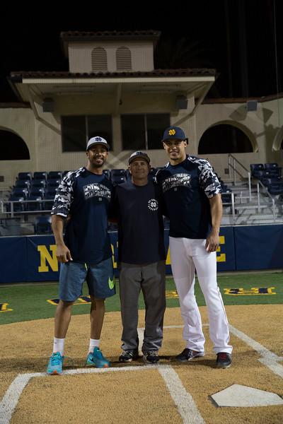 Baseball Starts and ND Alumni Visit The School